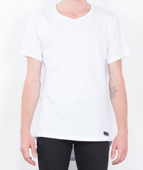 JUST JUNKIES Scanner T-Shirt white