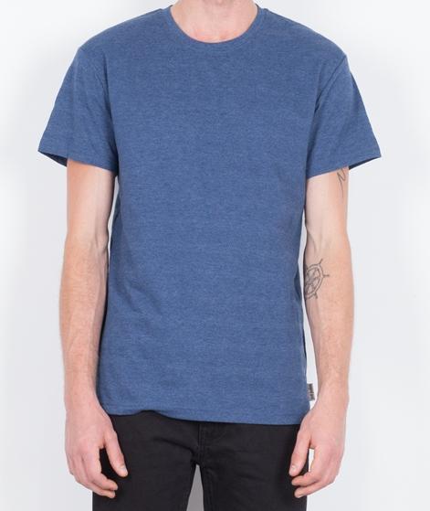 JUST JUNKIES Chai T-Shirt navy melange