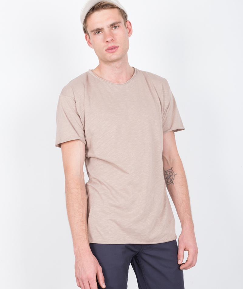 ROCKAMORA Aron T-Shirt taupe
