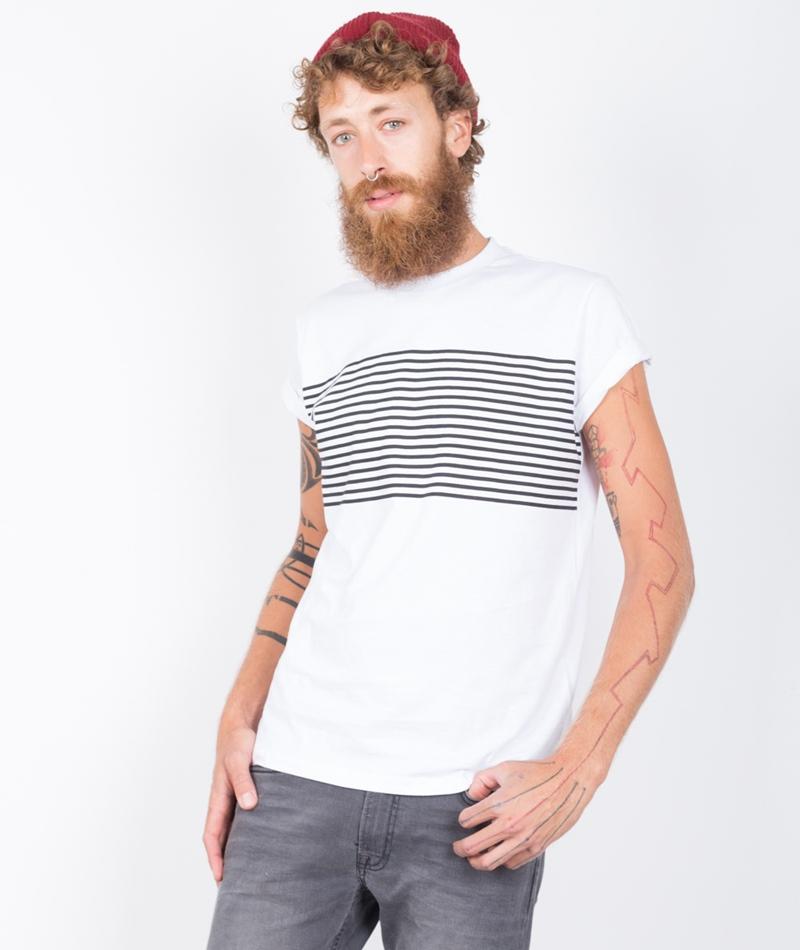 W.A.C Arjen T-Shirt white