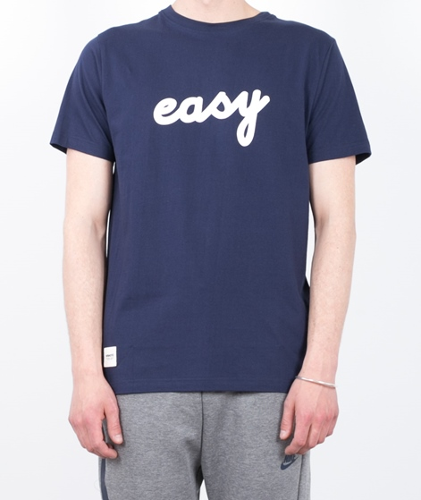 WEMOTO Easy T-Shirt navy blue
