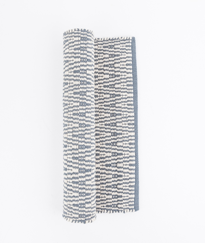 LIV Vienna Cotton Teppich grey/ecru