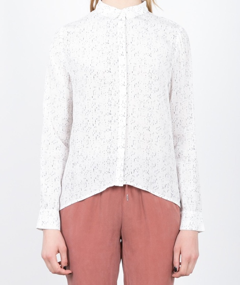 JUST FEMALE San Bluse off white