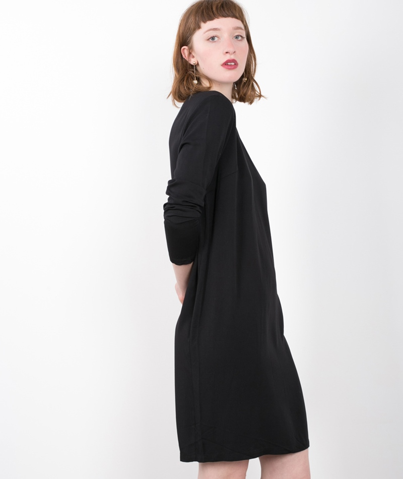 JUST FEMALE Cosa Kleid black