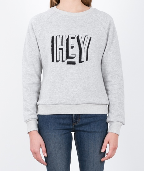 MINKPINK Hey There Embroidered Pullover