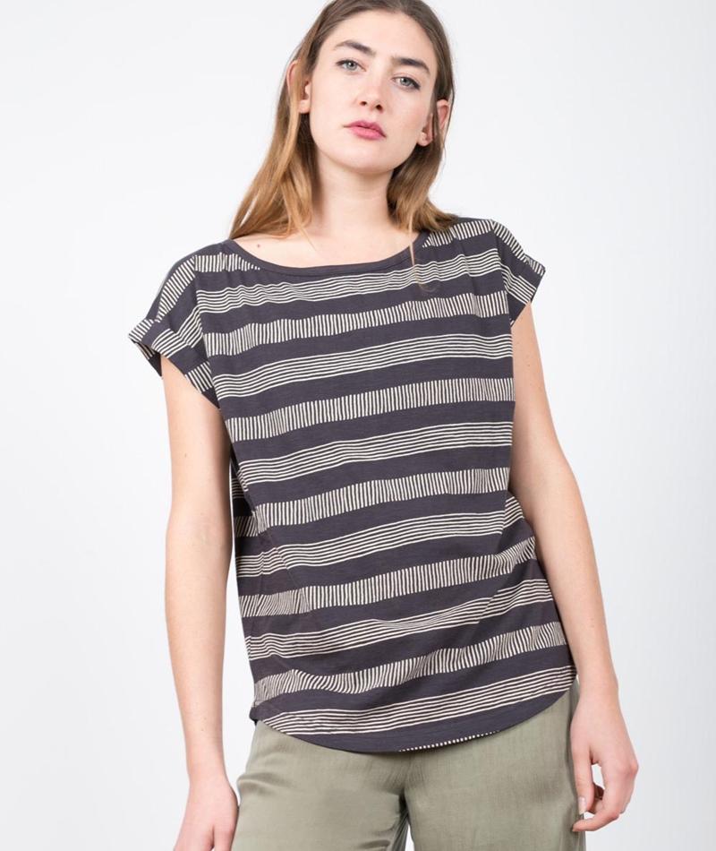 WEMOTO Pria T-Shirt white black