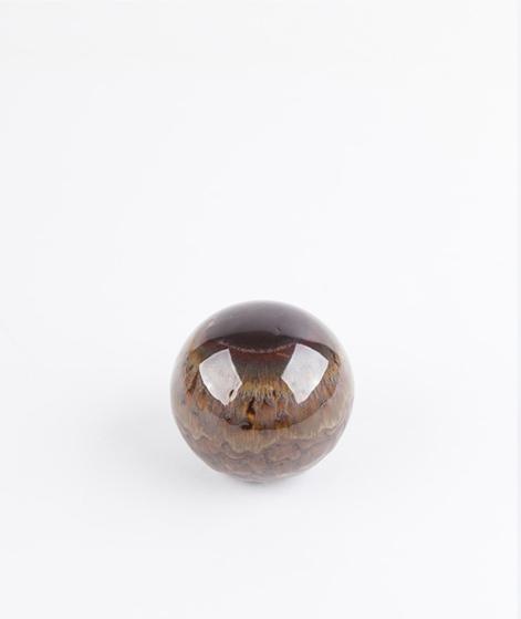 BLOOMINGVILLE Deko Globe braun