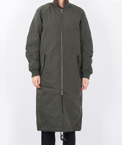 ADPT. Pillar Long Bomber Parka rosin