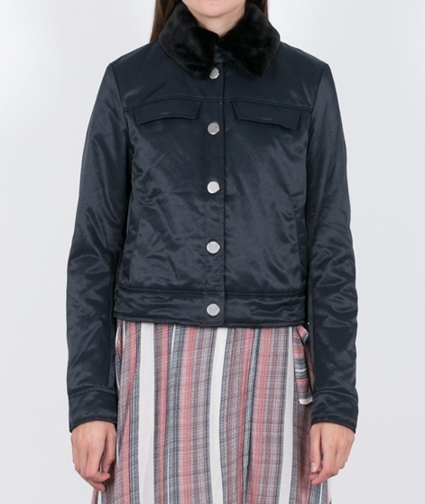 CHEAP MONDAY Plot Jacke navy