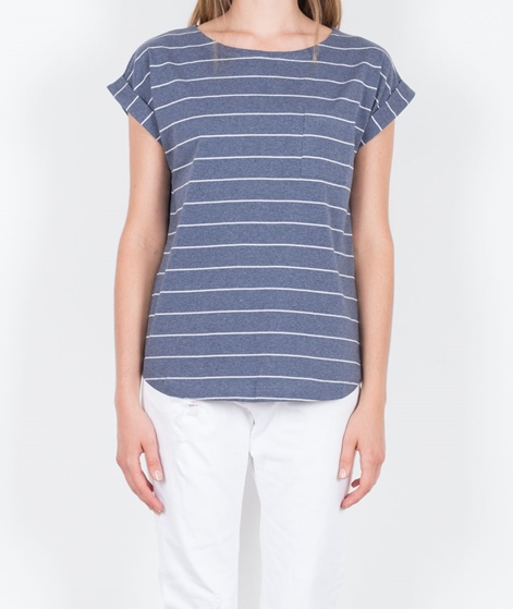 WEMOTO Bell T-Shirt indigo melange