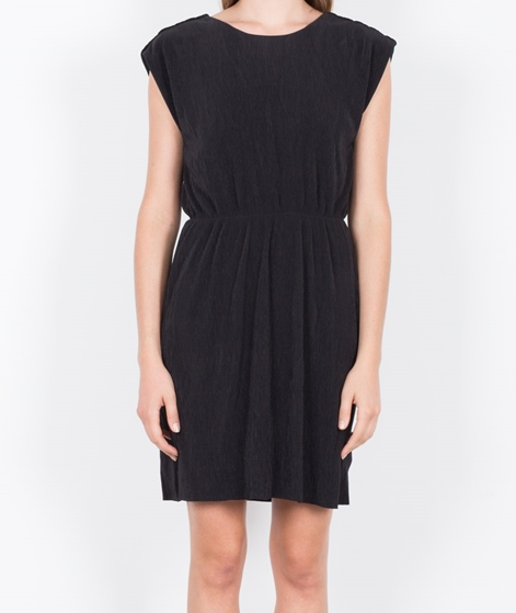 VILA Viplissa Kleid black