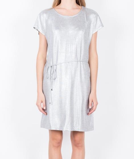 VILA Vileika S/S Kleid light grey