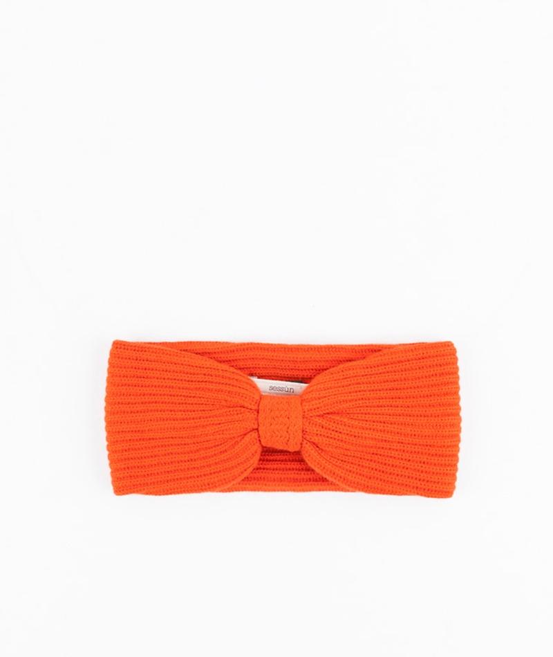 SESSUN Babe Di Maggio Stirnband tangerin