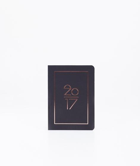 NAVUCKO Kalender 2017 schwarz