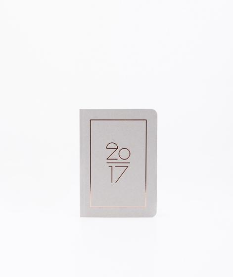NAVUCKO Kalender 2017 grau