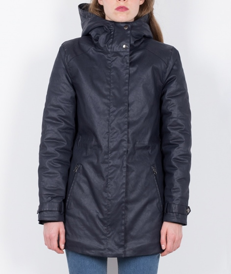 POP CPH Parka Coat ink