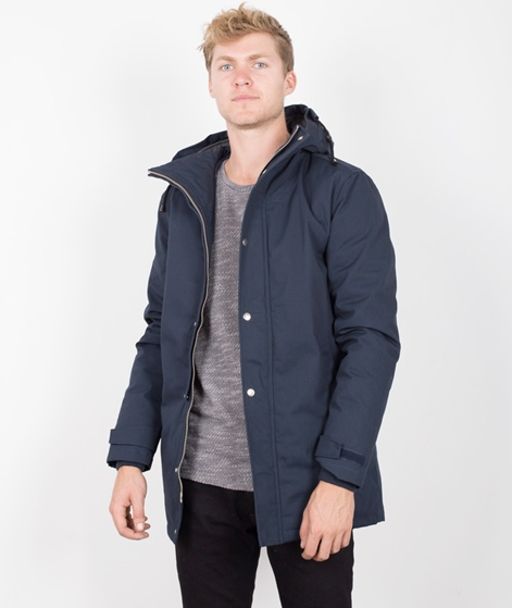 MINIMUM Sloan Jacke navy