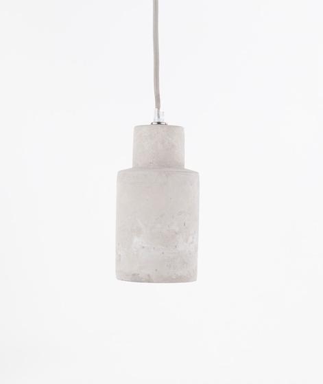 BROSTE Navaro Deckenlampe grau