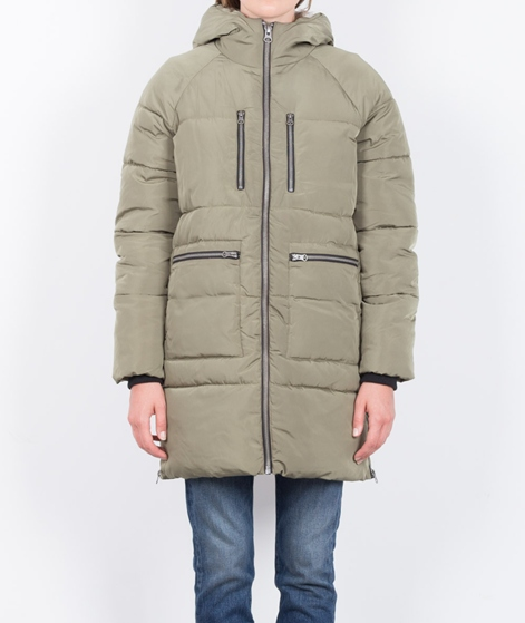 MINIMUM Liw Outerwear Mantel in olivgrün