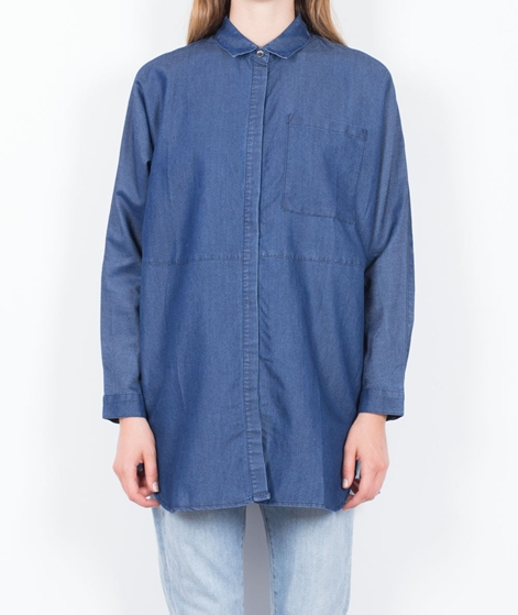 MINIMUM Neta Bluse dark blue