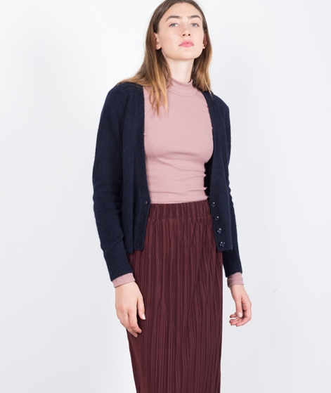SESSUN Scotish Fold Minski Cardigan navy
