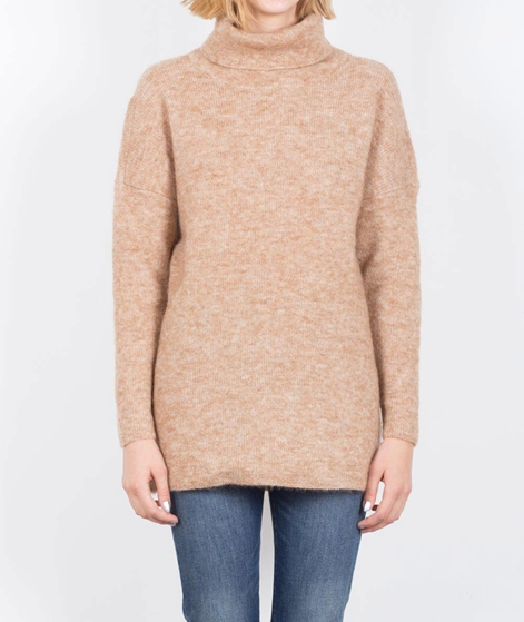 SELECTED FEMME SFMoby LS Pullover camel