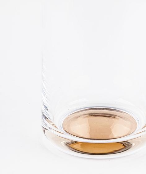 HAY Colour Glass Carafe golden dot