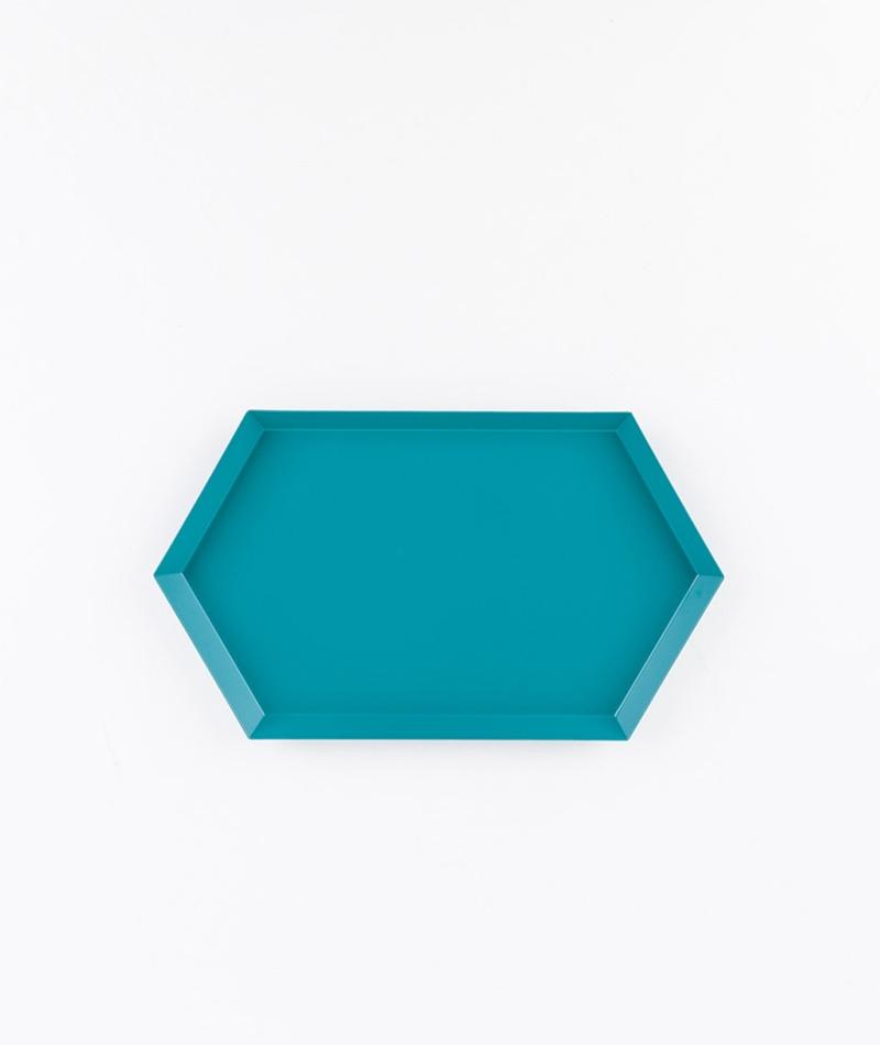 HAY Kaleido Tablett M jade