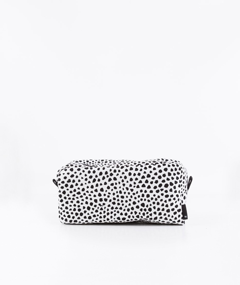 HAY Dot Wash Bag white