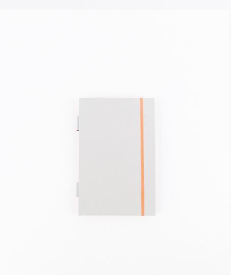 HAY Plisse F�chermappe fade neon orange