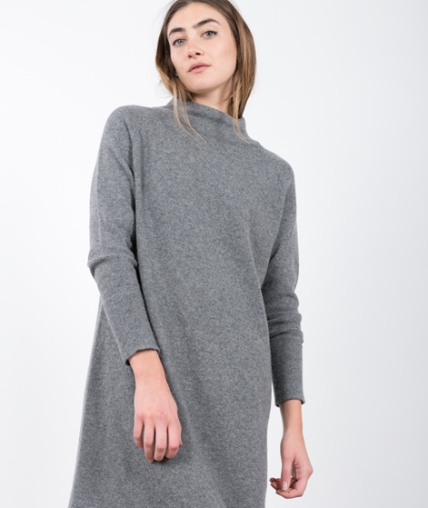 JUST FEMALE Dicte Knit Kleid grey