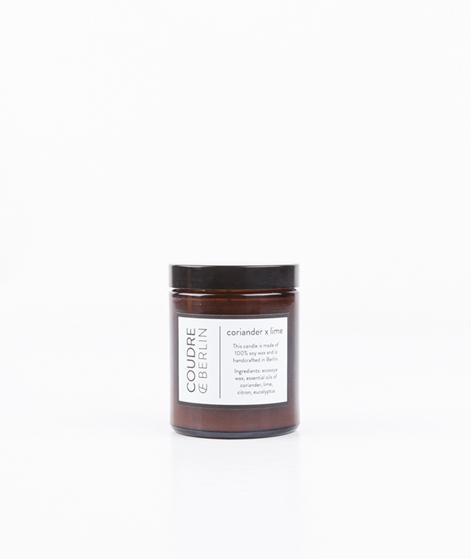 COUDRE BERLIN Duftkerze coriander/lime