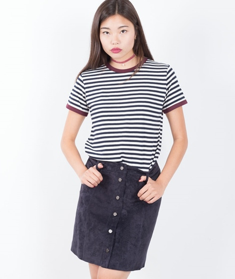 M BY M Mookie T-Shirt stripe bordeaux