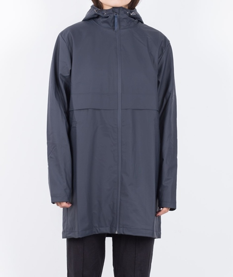 RAINS Mile Jacke blue