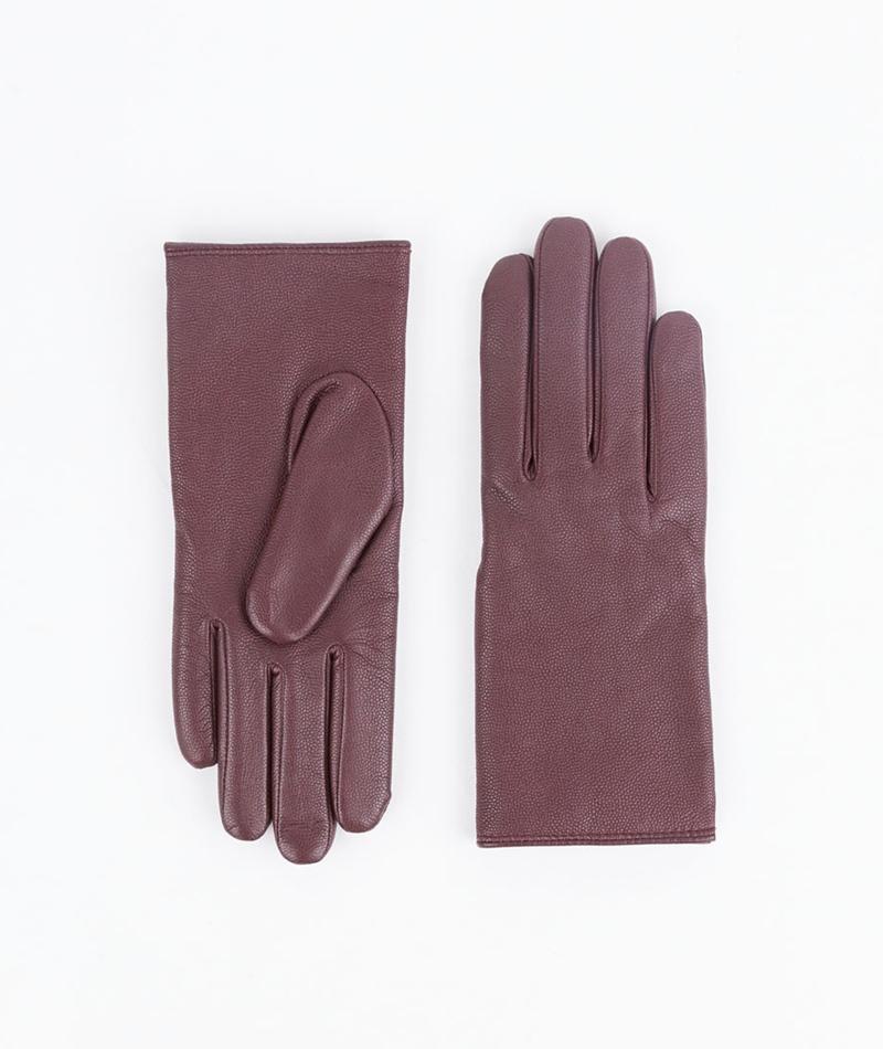 SAMSOE SAMSOE Polette Handschuhe lila