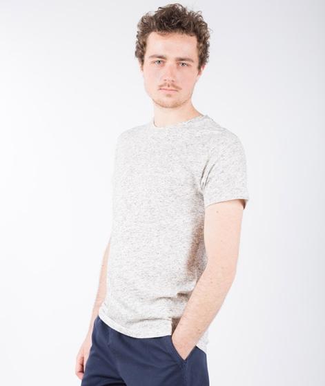 SAMSOE SAMSOE Uhrskov T-Shirt white mel