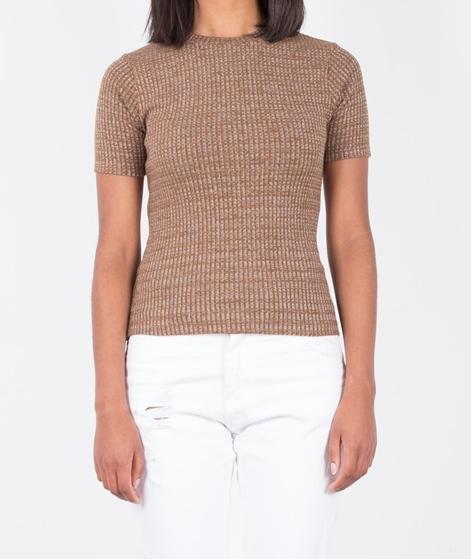 KAUF DICH GLUCKLICH Rika T-Shirt braun