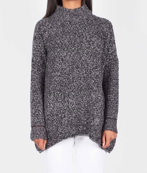 SELECTED FEMME SFErica Pullover grey