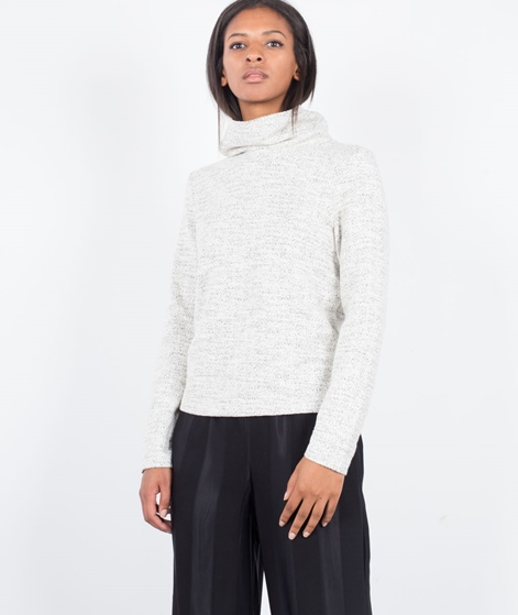 SELECTED FEMME Susa LS Pullover snow