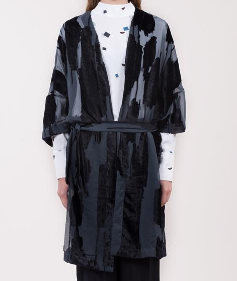 SECOND FEMALE Terri Kimono dark slate