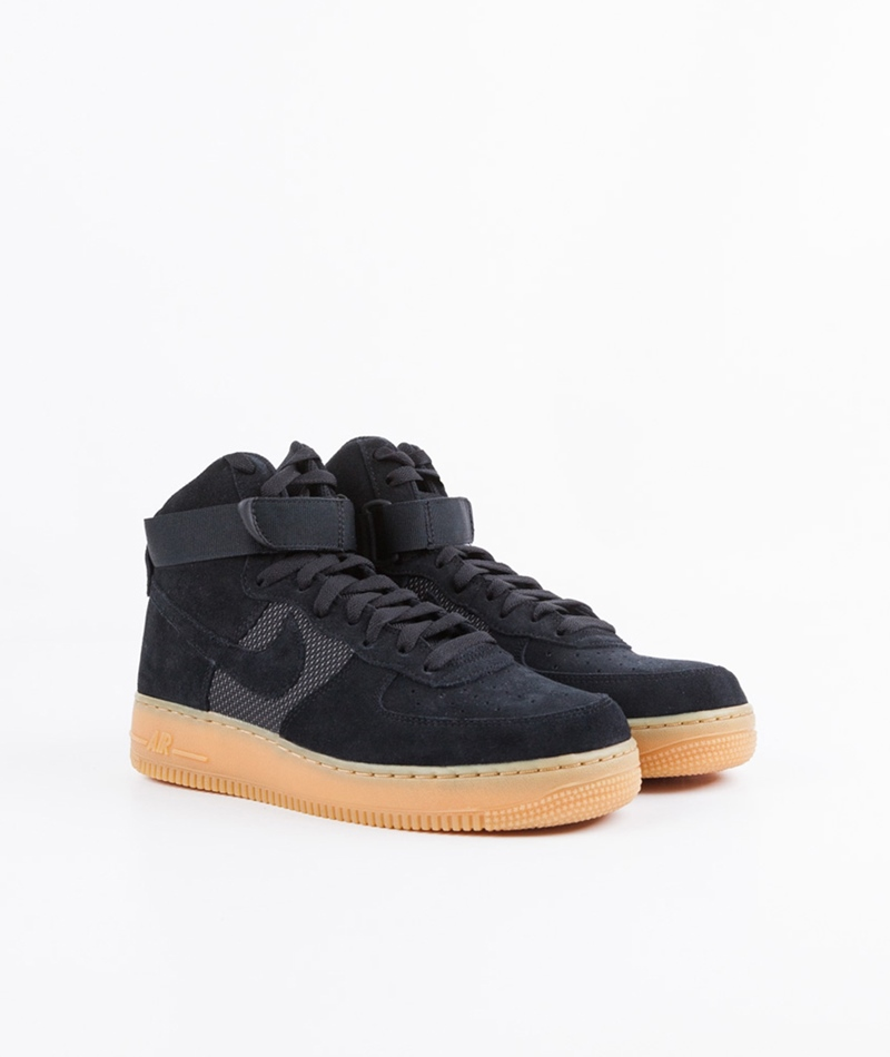 NIKE Air Force 1 High `07 LV8 schwarz