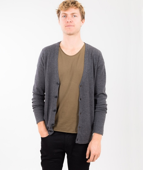 SELECTED HOMME SHDIowa Cardigan grey