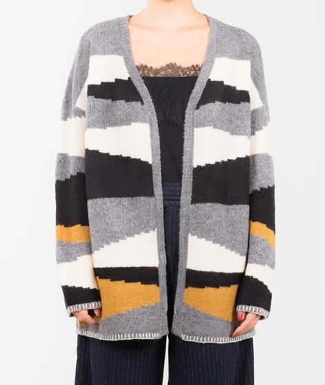 VILA Vitotem Knit Cardigan black