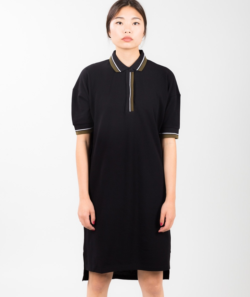 NATIVE YOUTH Instability Kleid black