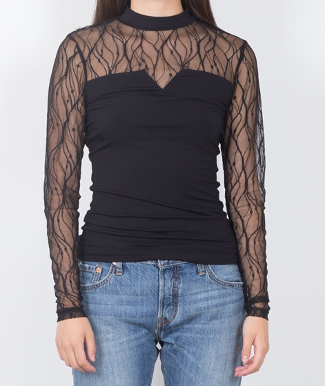 M BY M Cassidy Carter Bluse black