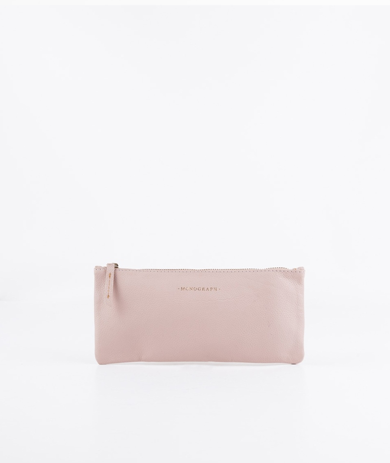 HOUSE DOCTOR MONOGRAPH Pencil Case nude
