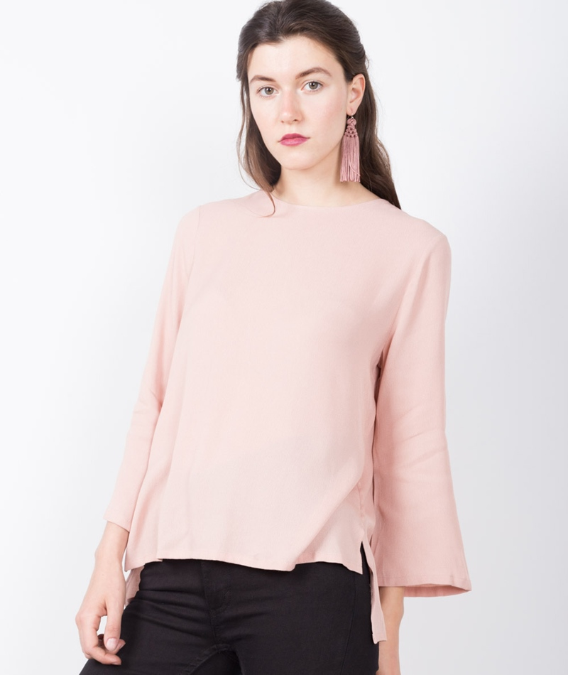 M BY M Firina Festina Bluse rose dust