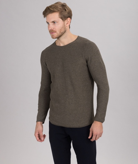 NOWADAYS Honeycomb Pullover tarmac