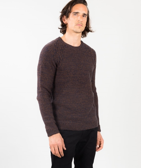 MINIMUM Alpia Knit Pullover potting soil