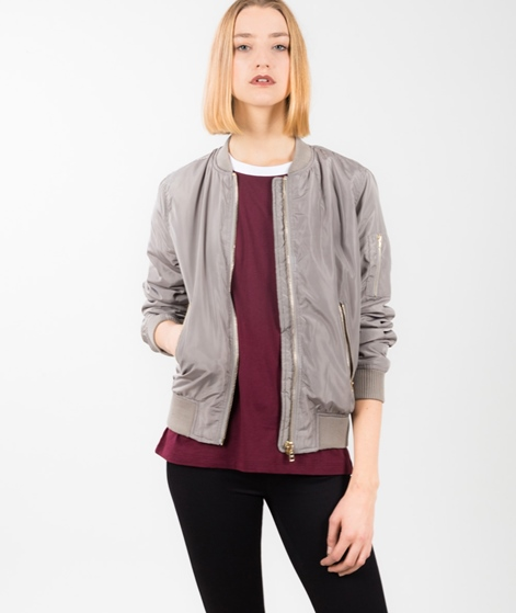 GLOBAL FUNK Jakarta Jacke light grey